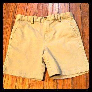 VGC Buys Vineyard Vines Twill Khaki Shorts Size 6